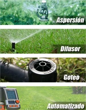 Sistemas de riego greenlandjardineria - Sistema de riego automatico para jardin ...